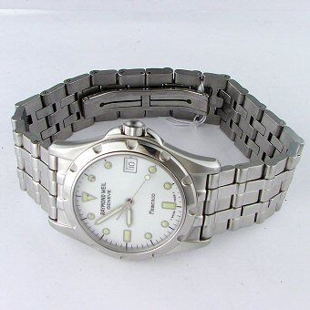 Raymond Weil Flamenco Mens Stainless Steel Watch