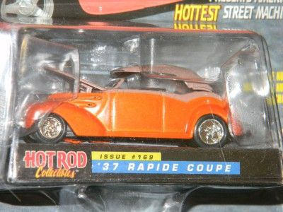 1999 RC HOT ROD MAGAZINE #169 37 RAPIDE COUPE MOC